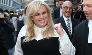 The extent of the defamation against Rebel Wilson was 'unprecedented', Justice John Dixon said