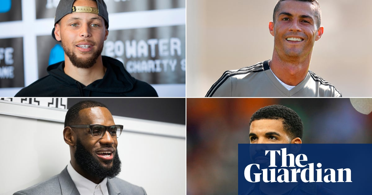 e87201ecb368 From Drake to LeBron James  the superstars moving into TV production ...
