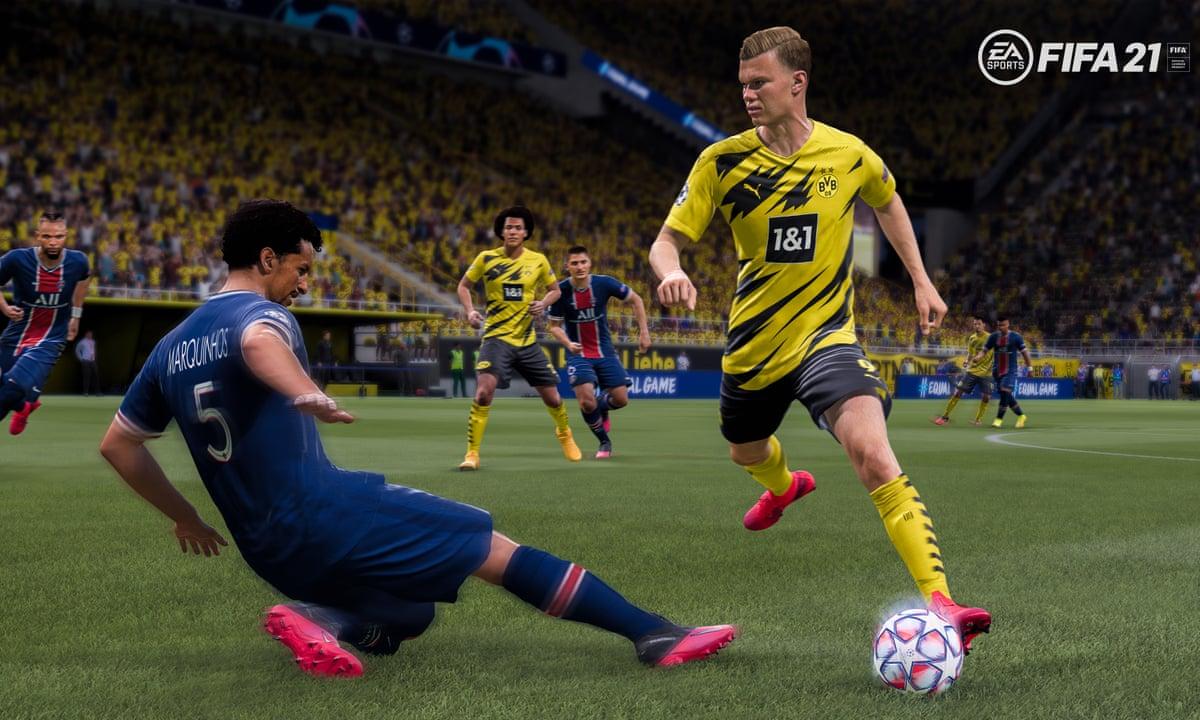 Fifa 21 review – fancy footwork and spectacular goals | Sports games | The Guardian