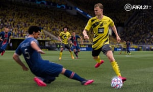 An attacking emphasis puts the onus on learning to defend ... Fifa 21.