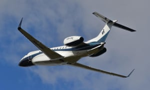 An Embraer Legacy jet similar to the one chartered by a Croatian businessman to fly to the French Riviera.
