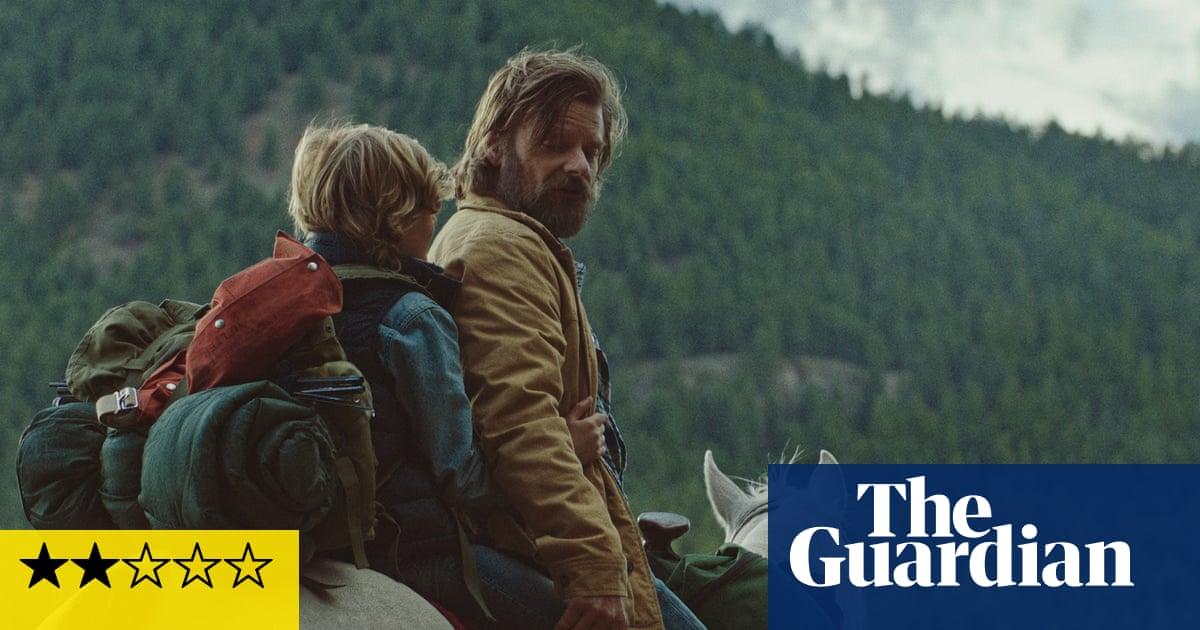 Cowboys review – progressive, predictable Montana trans tale