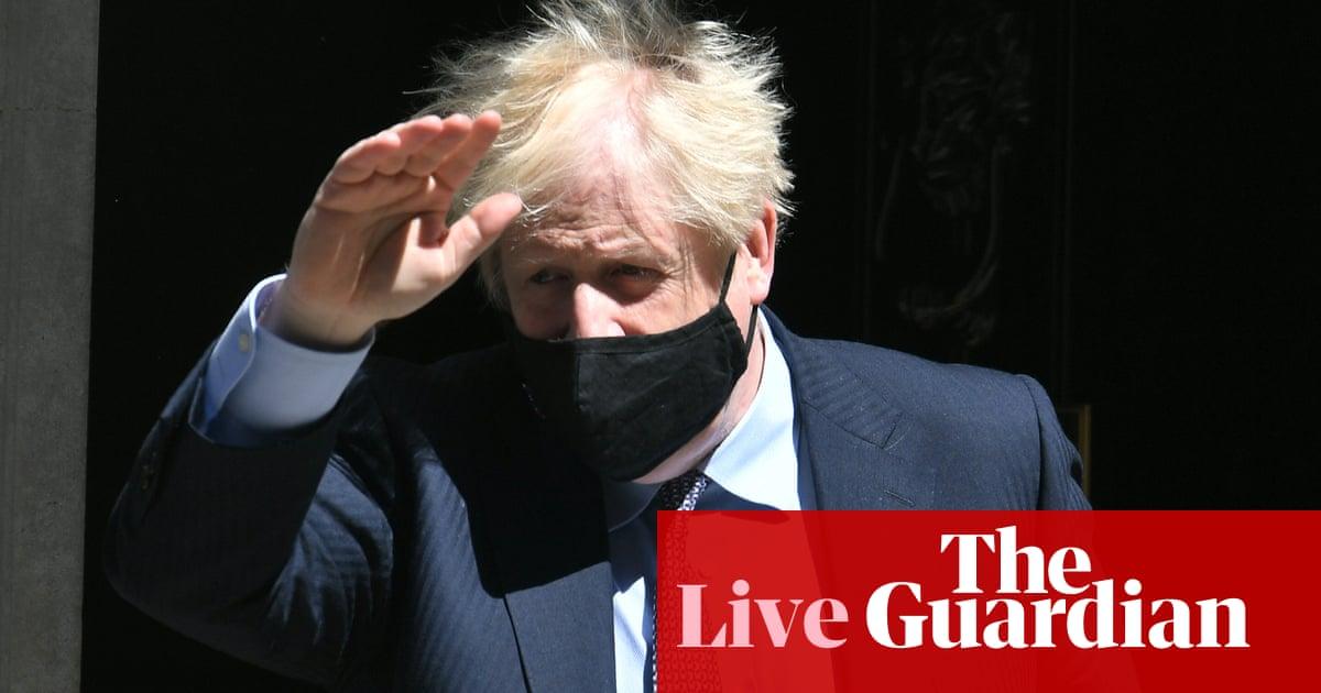 PMQs: Boris Johnson faces questions from Keir Starmer – politics live