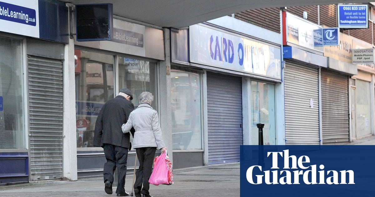 Decline of the British high street | Letters | Business | The Guardian