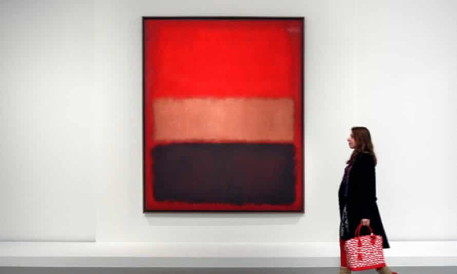 The Museum of Fine Arts in Houston has the first Mark Rothko retrospective in the US since 1998