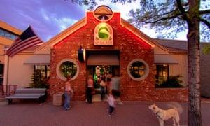Deschutes Bend Pub, Oregon