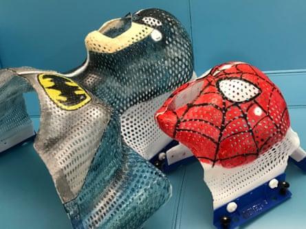 radiotherapy masks