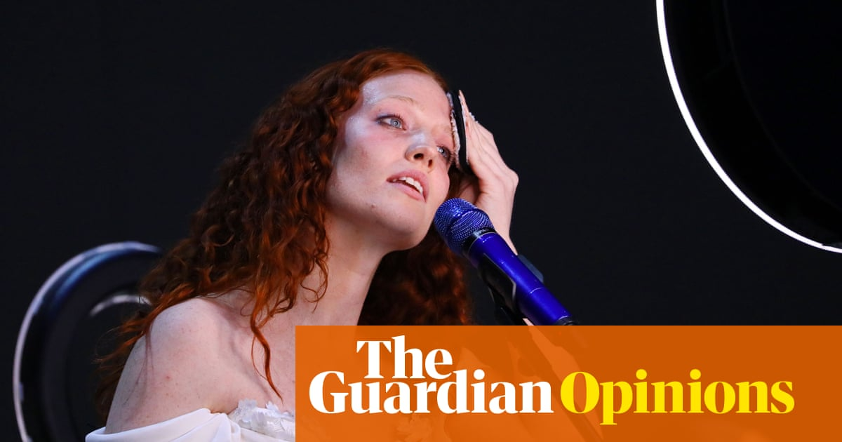 Jess Glynne's no-makeup stunt at the Brits was trite, skin-deep feminism