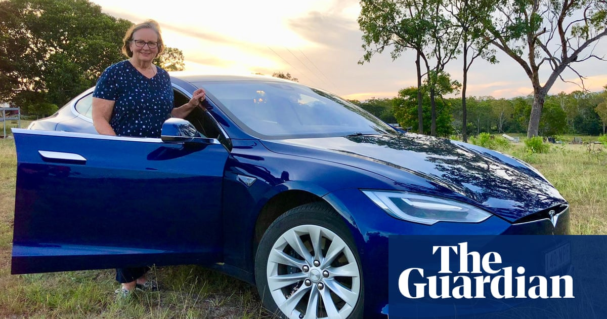 How much does it cost to power an electric car around Australia? $150