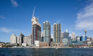 Sydney's Barangaroo projects aim to be certified as healthy buildings, inside and out.