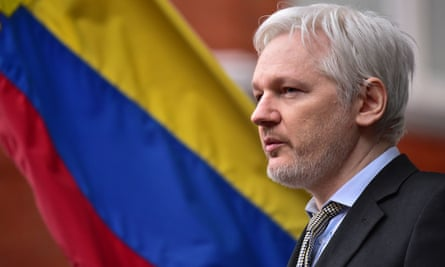 Trump's spokesman said the president-elect 'was stating what Assange is stating publicly and looking forward to a briefing to discuss all of these matters'.