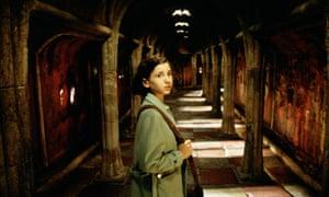 Ivana Baquero en El laberinto del fauno (2006).