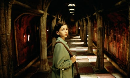 Ivana Baquero in Pan's Labyrinth (2006).