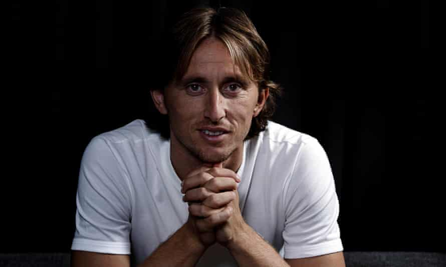 Luka Modric spent four seasons at Spurs prior to joining Real Madrid, where he won the Champions League and, alongside his exploits with Croatia's national team, established himself as one of the finest midfielders in the world