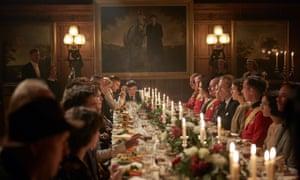 A right royal Shelby wedding feast.