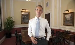 Andy Haldane of the Bank of England
