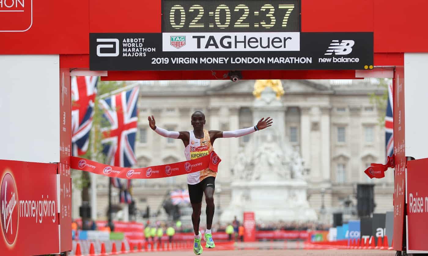 Vienna to host Eliud Kipchoge bid to break two-hour marathon barrier
