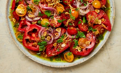 From tomato salad to Persian noodles: Yotam Ottolenghi's cooling summer recipes