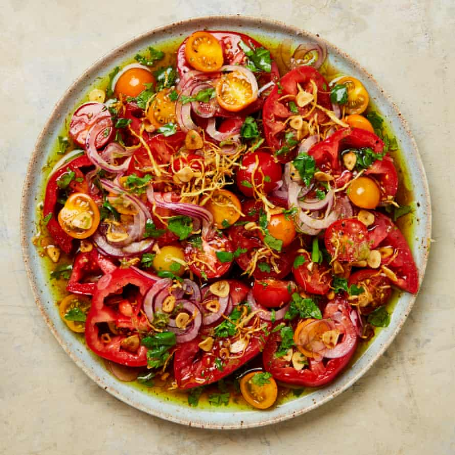 From tomato salad to Persian noodles Yotam Ottolenghi's cooling ...