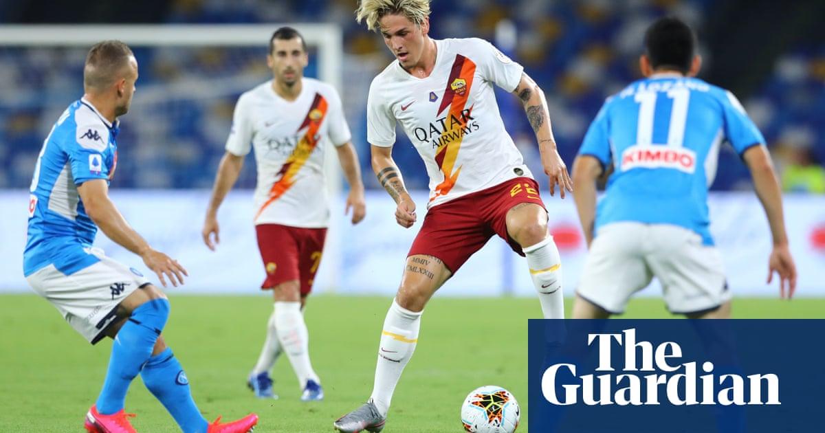 Tottenham tracking promising Roma midfielder Nicolò Zaniolo