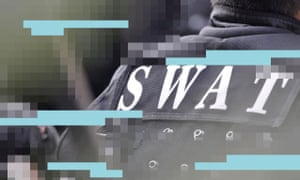 A swatting attack is a malicious form of hoax in which a police Swat team is called to a house under false pretenses
