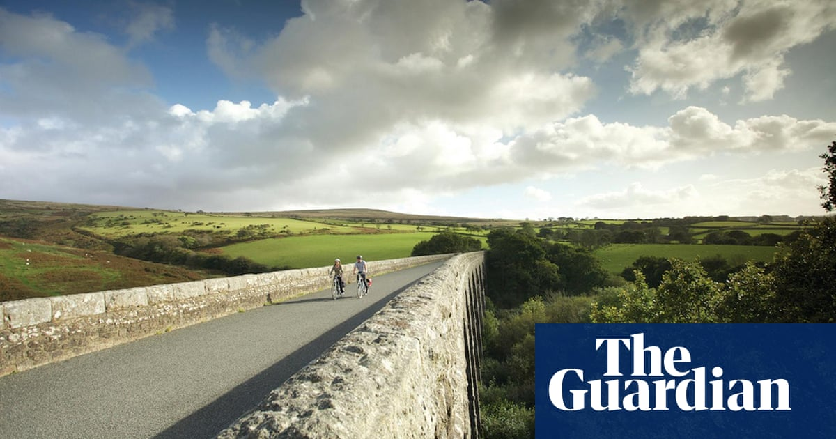 Five Of The Best Scenic Bike Rides In Devon Travel The Guardian