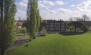 Kneesworth House in Royston.