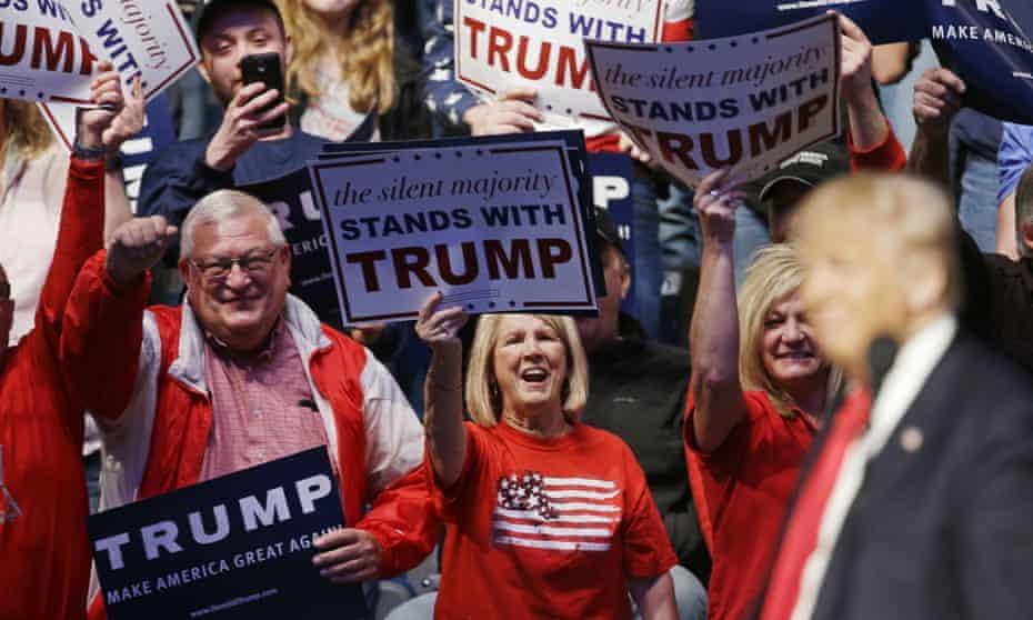 Donald Trump rally in Fort Wayne, 1 May 2016