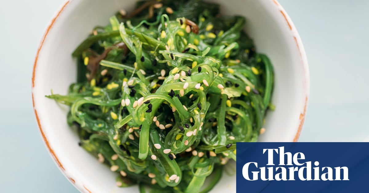 Eat this to save the world! The most sustainable foods – from seaweed to venison