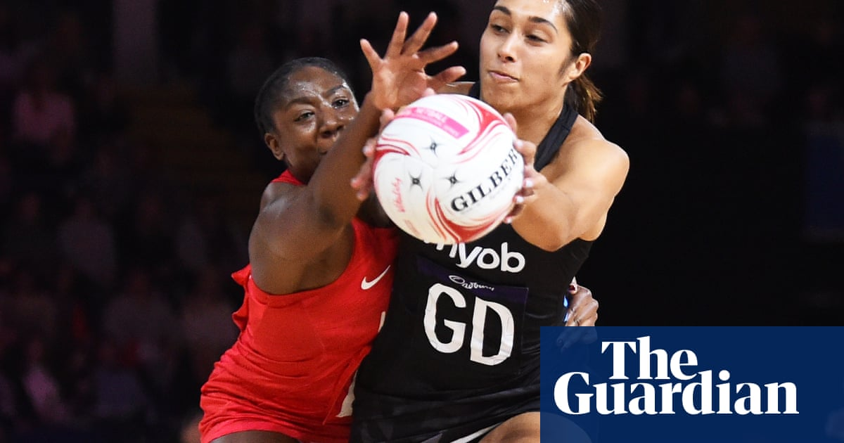 Silver Ferns beat England Roses 64-48 in first netball international of 2020