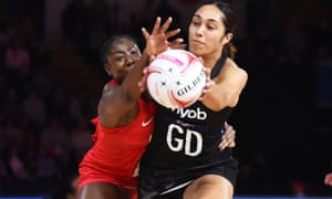 Phoenix Karaka started in the goal defence bib for New Zealand Silver as the team posted a 16-goal win over the England Roses.