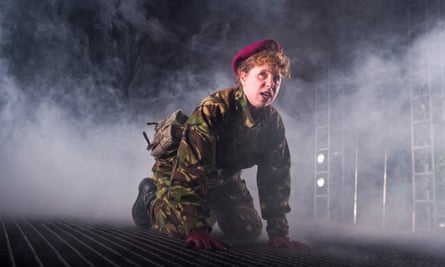 Michelle Terry in Henry V