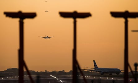 Planes come into land at Heathrow, which Ferrovial manages. The firm also owns Aberdeen, Glasgow and Southampton airports.