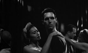 Jamie Chung and Cory Michael Smith in 1985.