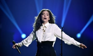 Lorde performs during MusiCares Person of the Year honoring Fleetwood Mac at Radio City Music Hall on January 26, 2018 in New York City.
