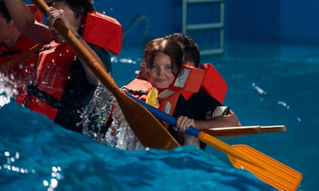 How an RNLI training pool gave me an insight into crossing Channel as a migrant