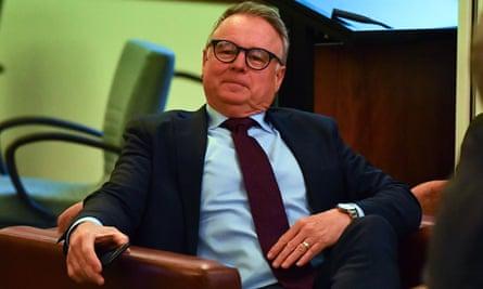 Labor's resources spokesman Joel Fitzgibbon