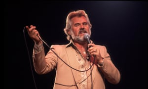 Kenny Rogers performing at the Rosemont Horizon in Rosemont, Illinois, US in July 1981.