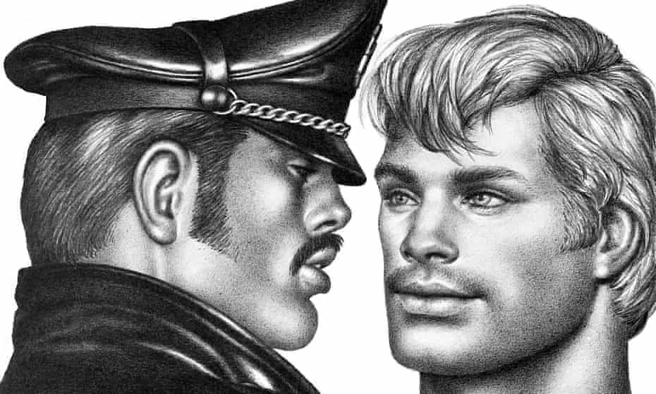 Tom of Finland – real name was Touko Laaksonen – was an ad man and illustrator.