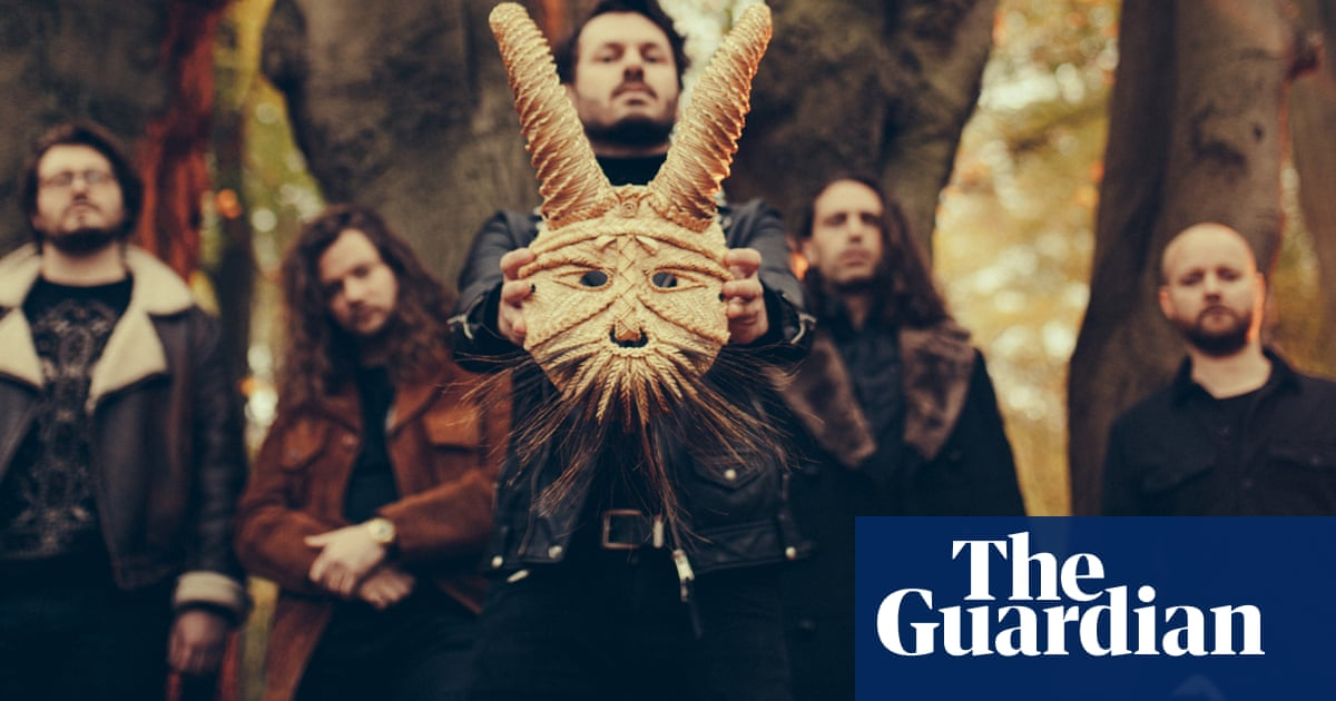 Green Lung: the folk-horror heavy metallers inspiring cult-like support