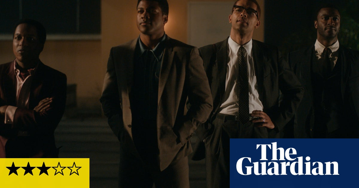 One Night in Miami review – high-concept quartet of 1960s African American icons
