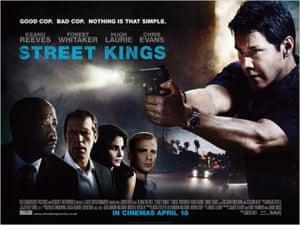 Street Kings ... and the magic gun.