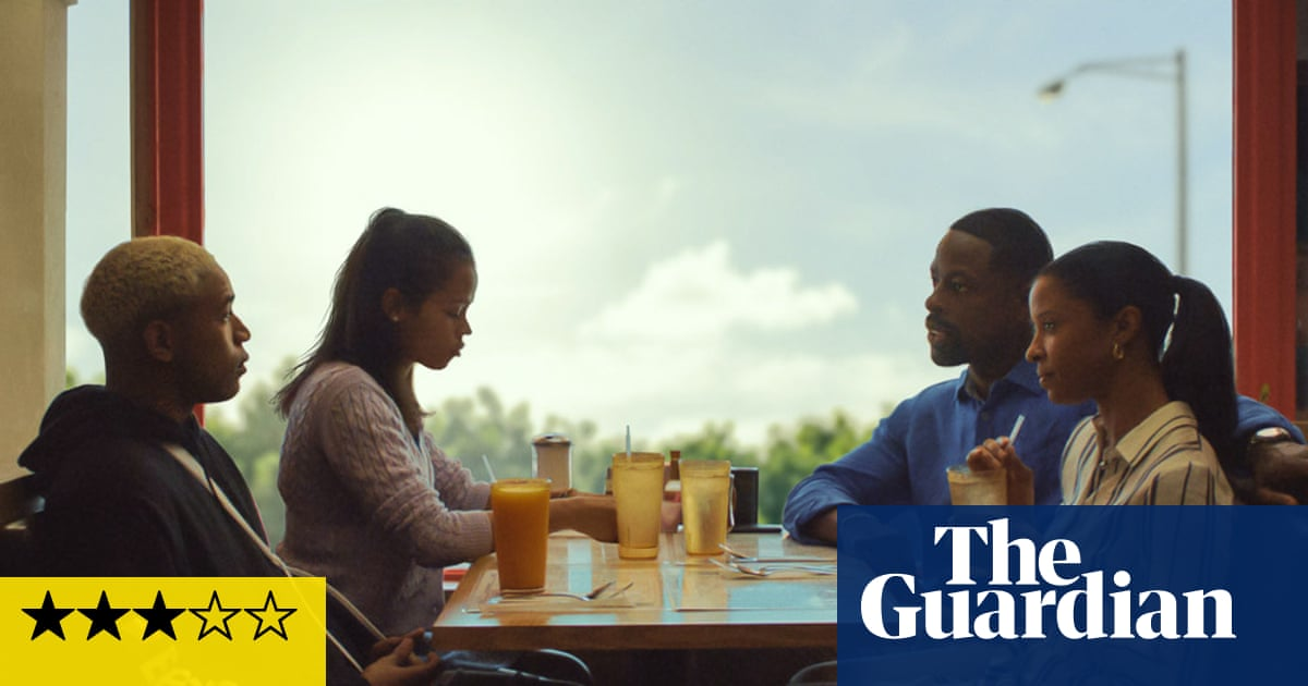 Waves review – stylish family tragedy soars before washing away