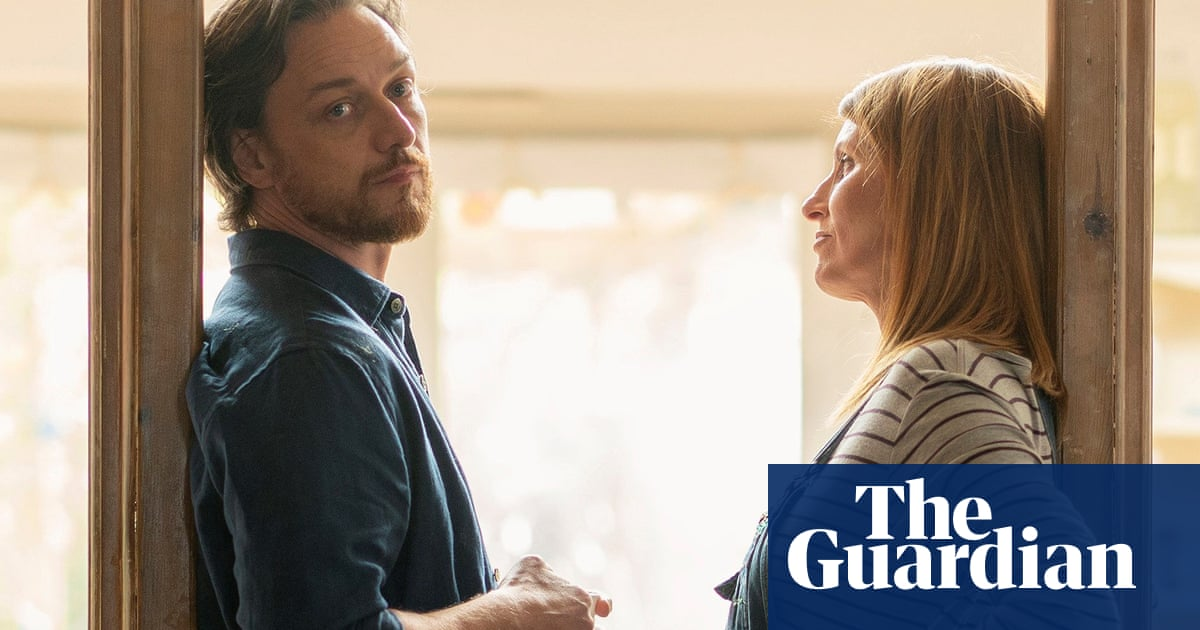 TV tonight: James McAvoy and Sharon Horgan are a couple trapped in lockdown
