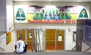 Breidablik in Kopavogur has a great indoor hall.