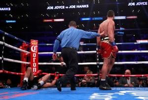 Joe Joyce v Joe Hanks