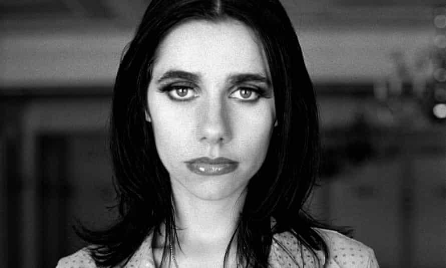 PJ Harvey, New York, 1995.