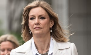 Wendy Walsh, whose complaint of sexual harassment prompted the ousting of Bill O'Reilly