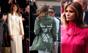 Melania the troll?
