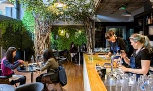 The Wilderness restaurant